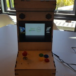 S2CW Arcade Machine